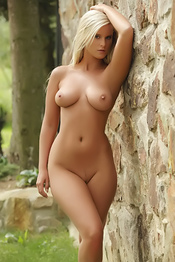 Mary Outdoor Nude