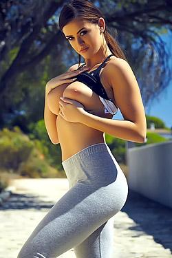 Tight Running Pants