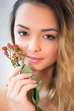 Sexy Teen Slava