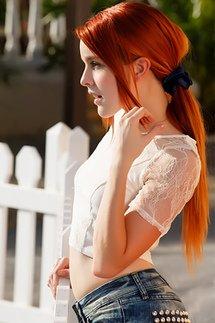 Redhead Babes