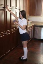 Naughty Teen Punished 01
