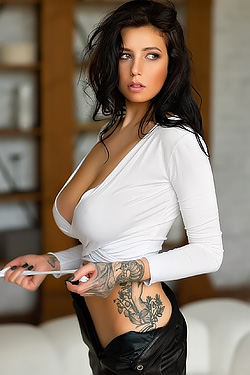 Tattooed Goddess