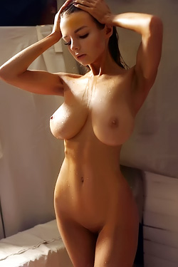 Nude And Stacked
